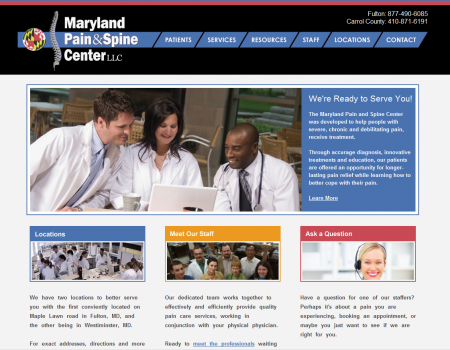 Maryland Pain & Spine