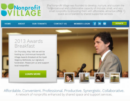 The Nonprofit Village