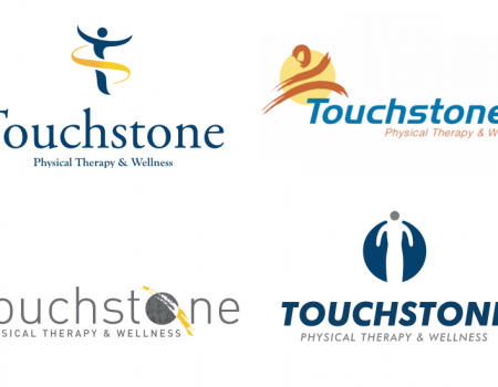 Touchstone Logo Comps