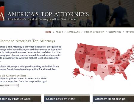 America's Top Attorneys